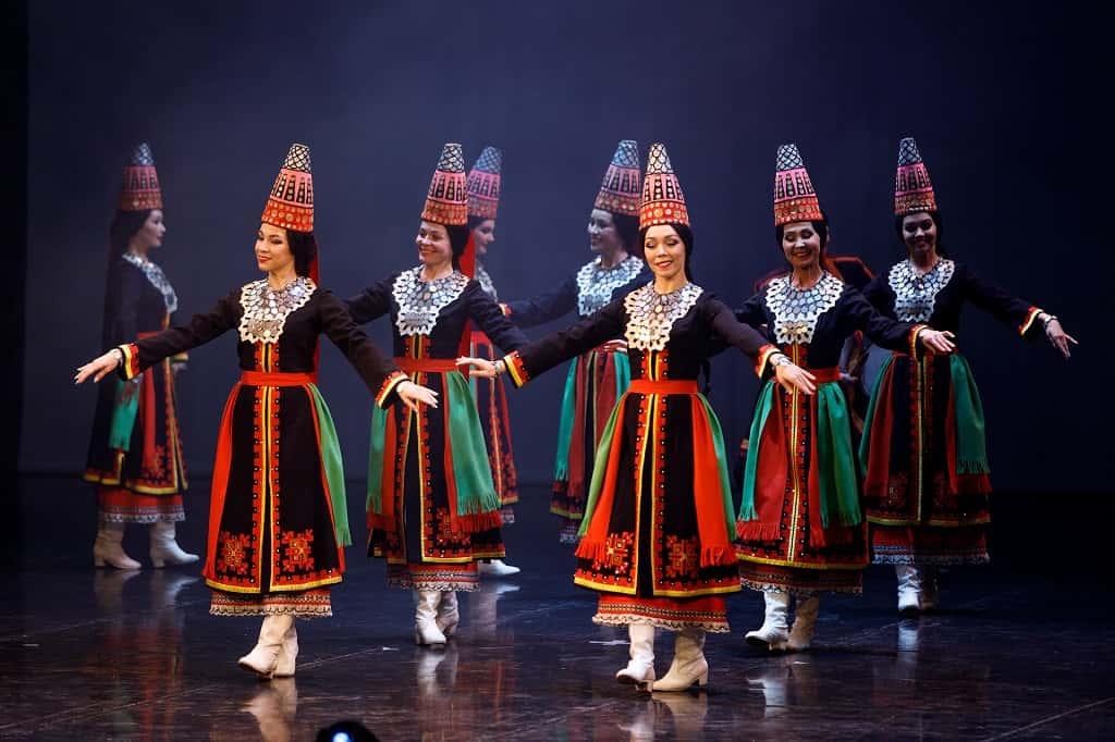 Ансамбль Марий Эл, марийский танец