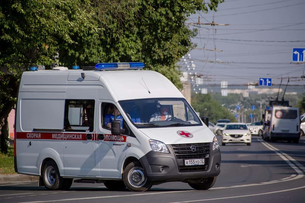 Карета скорой помощи в Йошкар-Оле