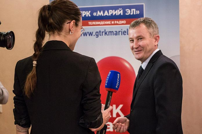 Марий журналист-влак Калыкле да регионысо ТУЙ-влакын форумыштышт участвоватлат